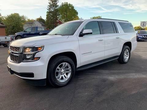2017 Chevrolet Suburban for sale at Bravo Auto Sales in Whitesboro NY