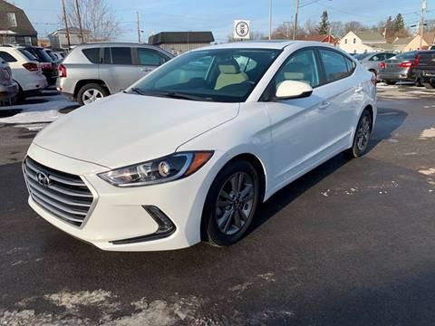 2017 Hyundai Elantra for sale at Bravo Auto Sales in Whitesboro NY