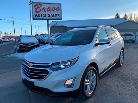 2019 Chevrolet Equinox for sale at Bravo Auto Sales in Whitesboro NY