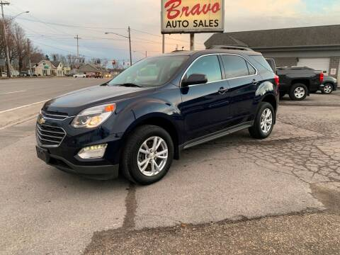 2017 Chevrolet Equinox for sale at Bravo Auto Sales in Whitesboro NY
