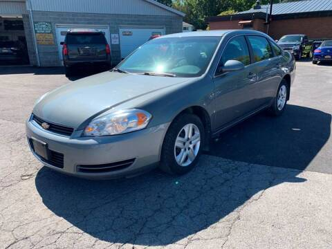 2008 Chevrolet Impala for sale at Bravo Auto Sales in Whitesboro NY