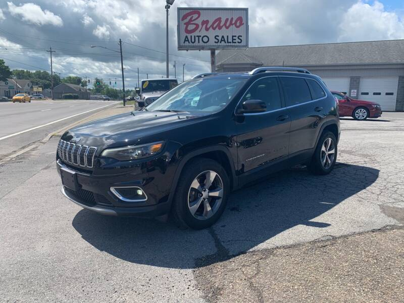 2019 Jeep Cherokee for sale at Bravo Auto Sales in Whitesboro NY