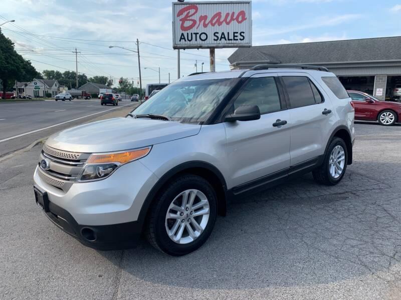 2015 Ford Explorer for sale at Bravo Auto Sales in Whitesboro NY
