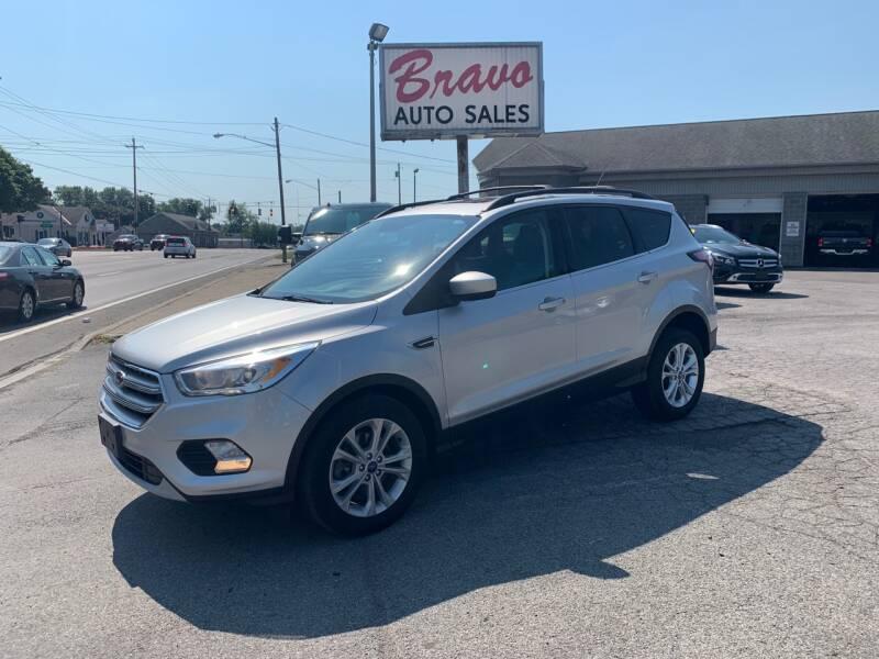 2017 Ford Escape for sale at Bravo Auto Sales in Whitesboro NY