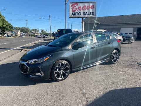 2019 Chevrolet Cruze for sale at Bravo Auto Sales in Whitesboro NY