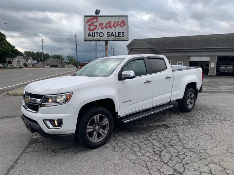 2015 Chevrolet Colorado for sale at Bravo Auto Sales in Whitesboro NY