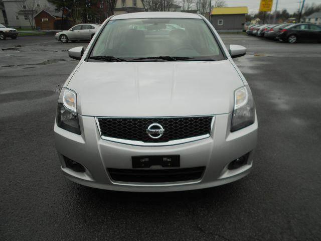 2011 Nissan Sentra 2.0 SR 4dr Sedan - Whitesboro NY