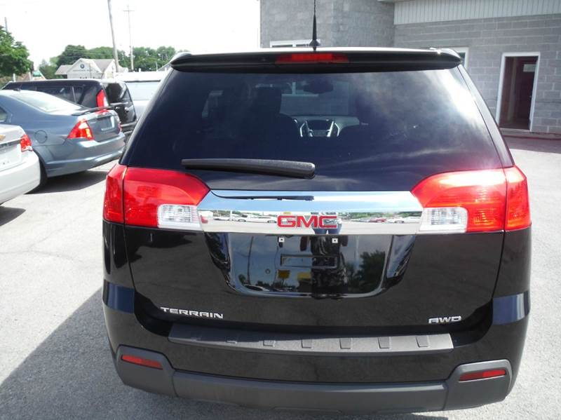 2012 GMC Terrain SLE-1 AWD 4dr SUV - Whitesboro NY