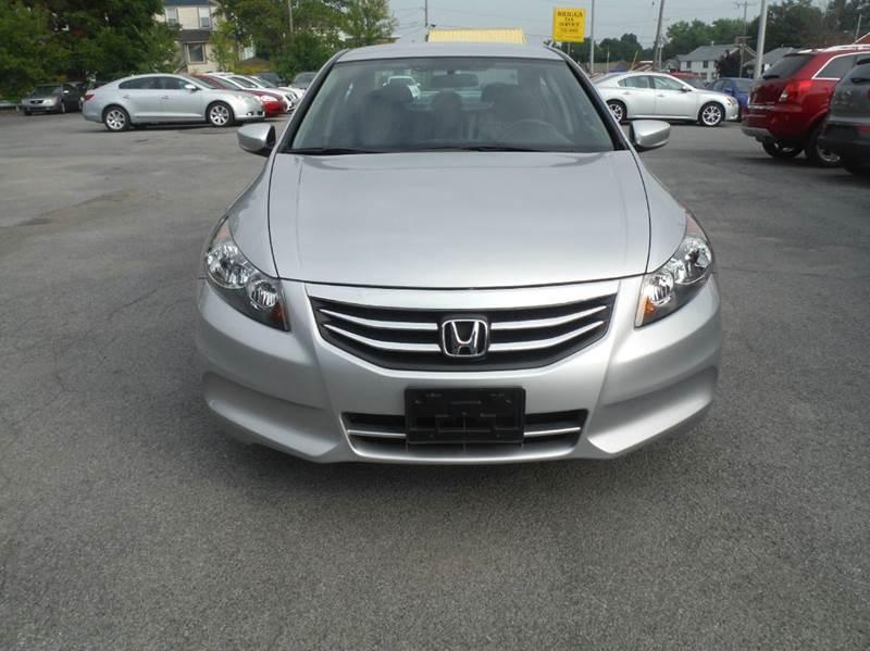 2012 Honda Accord SE 4dr Sedan - Whitesboro NY