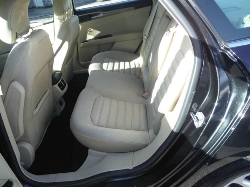 2014 Ford Fusion SE 4dr Sedan - Whitesboro NY