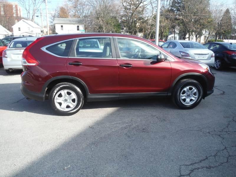 2013 Honda CR-V AWD LX 4dr SUV - Whitesboro NY