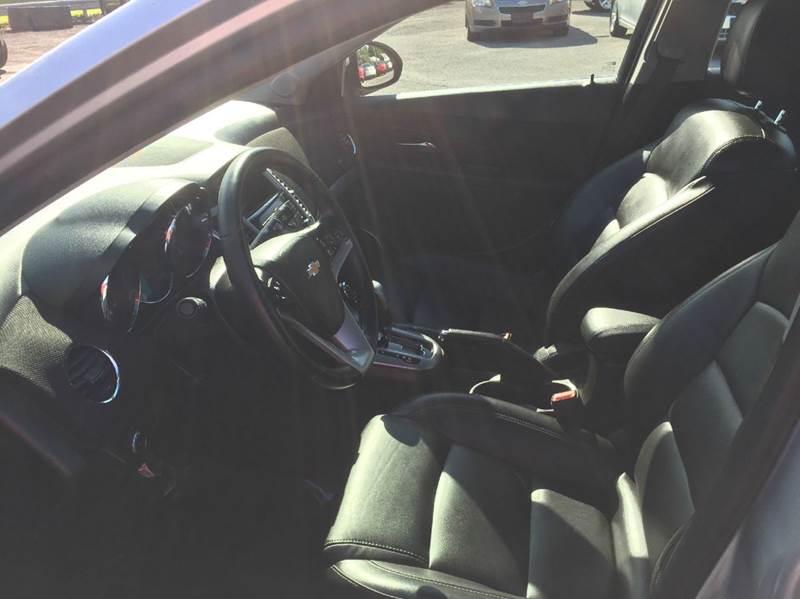 2015 Chevrolet Cruze LTZ Auto 4dr Sedan w/1SJ - Whitesboro NY