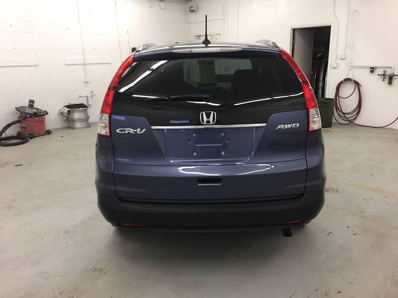 2013 Honda CR-V AWD EX-L 4dr SUV - Whitesboro NY