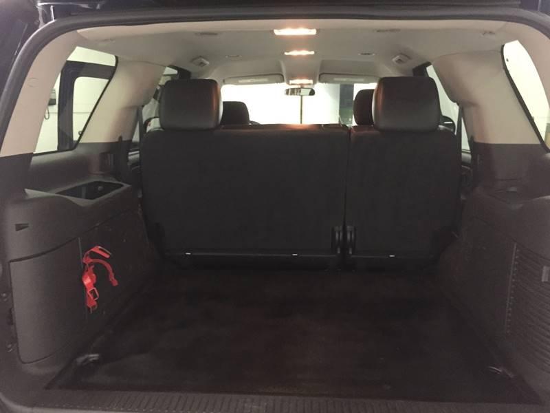 2011 Chevrolet Tahoe Special Service 4x4 4dr SUV - Whitesboro NY