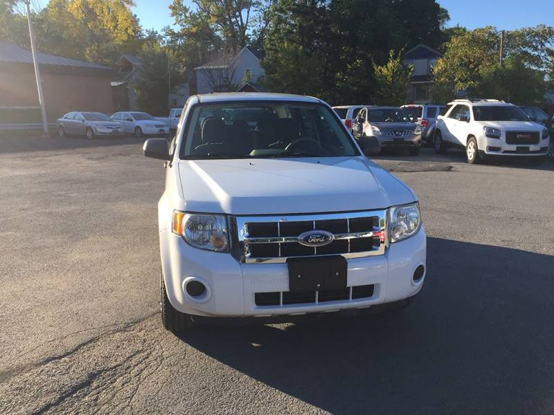 2008 Ford Escape AWD XLS 4dr SUV (2.3L I4 4A) - Whitesboro NY