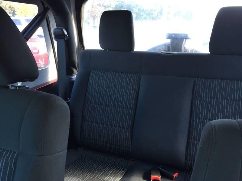 2011 Jeep Wrangler 4x4 Sport 2dr SUV - Whitesboro NY