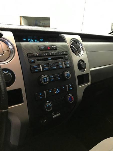 2012 Ford F-150 4x4 XLT 4dr SuperCrew Styleside 5.5 ft. SB - Whitesboro NY