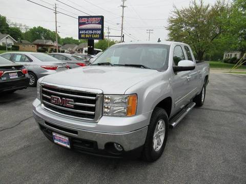 2012 GMC Sierra 1500 for sale in Painesville, OH