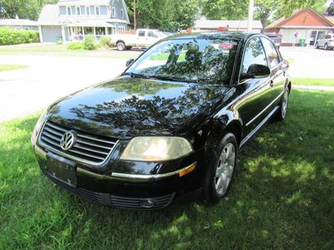 2005 Volkswagen Passat for sale in Painesville, OH