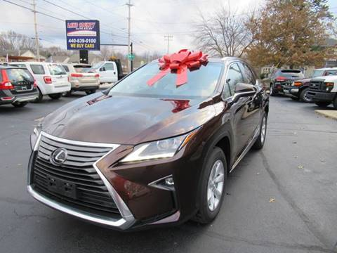 Lexus Dealers In Ohio >> 2017 Lexus Rx 350 For Sale In Painesville Oh