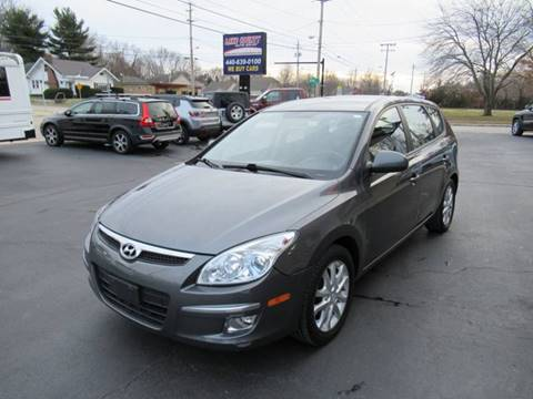 2009 Hyundai Elantra for sale at Lake County Auto Sales in Painesville OH