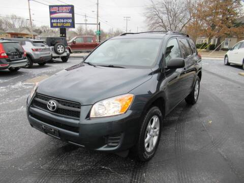 2012 Toyota RAV4 for sale at Lake County Auto Sales in Painesville OH