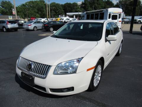 2008 Mercury Milan for sale at Lake County Auto Sales in Painesville OH