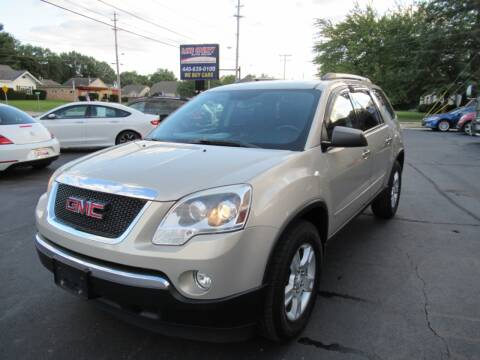 2012 GMC Acadia for sale at Lake County Auto Sales in Painesville OH