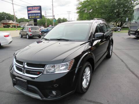 2014 Dodge Journey for sale at Lake County Auto Sales in Painesville OH