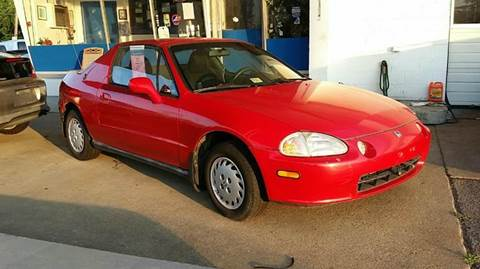 1994 Honda Civic Del Sol For Sale In Virginia Beach, VA