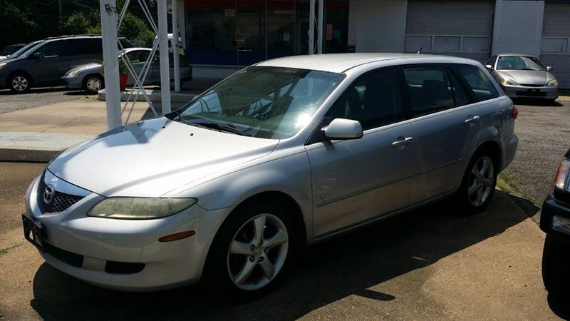 2004 Mazda MAZDA6 S 4dr Sport Wagon   Virginia Beach VA