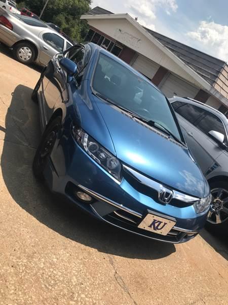 2011 Honda Civic For Sale At Ol Mac Motors In Topeka KS