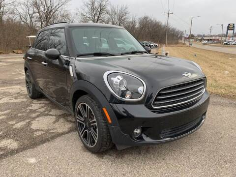 2014 MINI Countryman for sale at Ol Mac Motors in Topeka KS