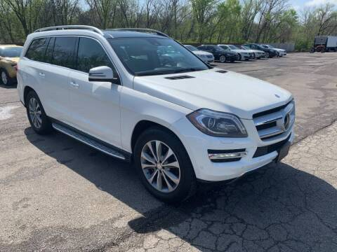 2014 Mercedes-Benz GL-Class for sale at Ol Mac Motors in Topeka KS