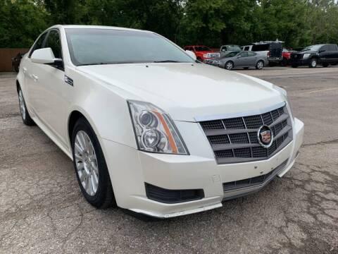 2010 Cadillac CTS for sale at Ol Mac Motors in Topeka KS