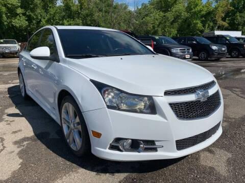 2014 Chevrolet Cruze for sale at Ol Mac Motors in Topeka KS