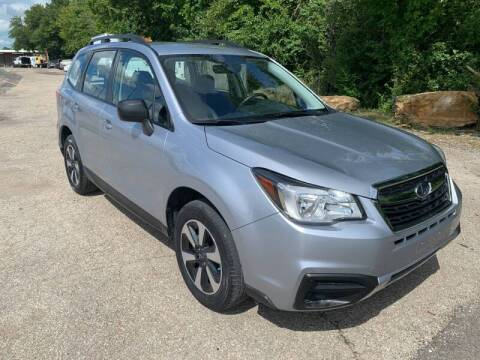 2018 Subaru Forester for sale at Ol Mac Motors in Topeka KS