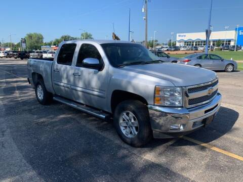 2012 Chevrolet Silverado 1500 for sale at Ol Mac Motors in Topeka KS