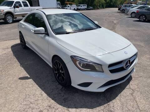 2014 Mercedes-Benz CLA for sale at Ol Mac Motors in Topeka KS