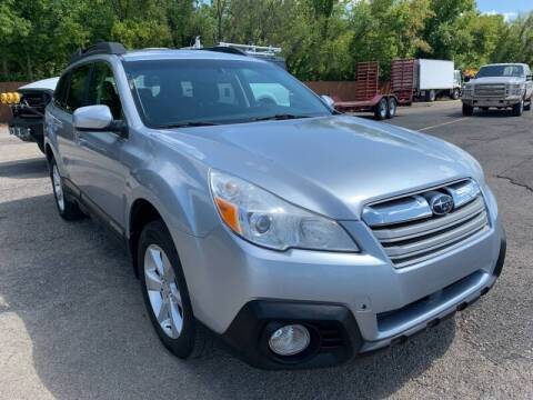 2014 Subaru Outback for sale at Ol Mac Motors in Topeka KS