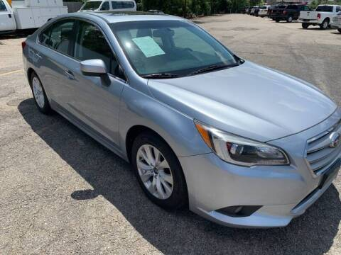 2016 Subaru Legacy for sale at Ol Mac Motors in Topeka KS