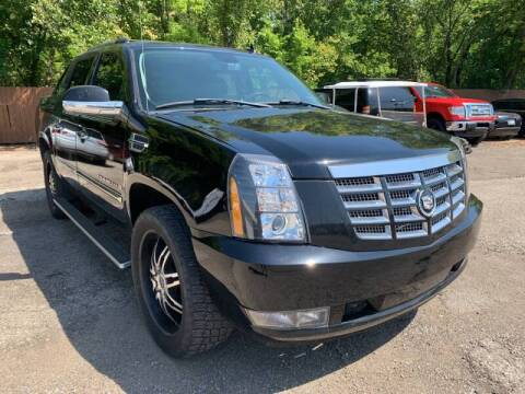 2007 Cadillac Escalade EXT for sale at Ol Mac Motors in Topeka KS