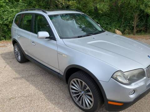 2008 BMW X3 for sale at Ol Mac Motors in Topeka KS
