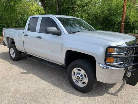 2016 Chevrolet Silverado 2500HD for sale at Ol Mac Motors in Topeka KS