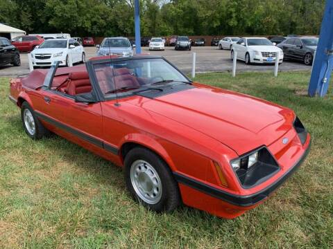 1985 Ford Mustang for sale at Ol Mac Motors in Topeka KS