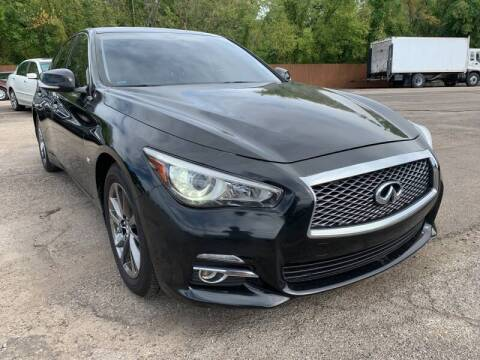 2017 Infiniti Q50 for sale at Ol Mac Motors in Topeka KS