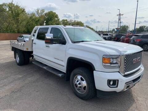 2015 GMC Sierra 3500HD for sale at Ol Mac Motors in Topeka KS