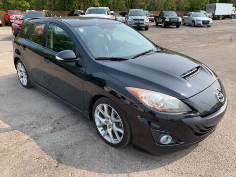 2010 Mazda MAZDASPEED3 for sale at Ol Mac Motors in Topeka KS