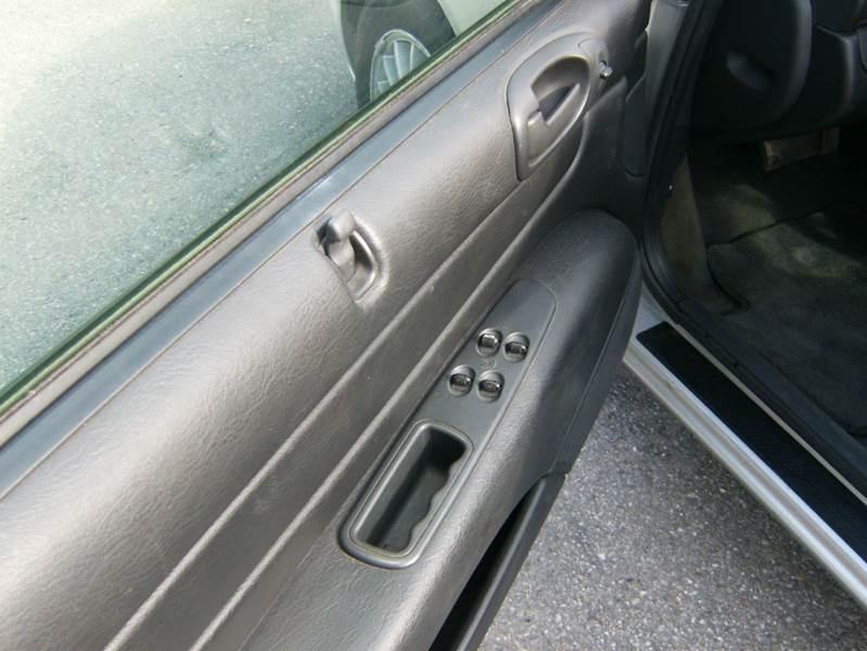 2004 Chrysler Sebring LX 2dr Convertible - Alpena MI