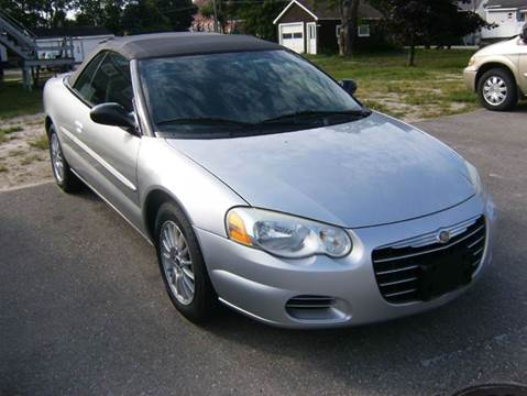 2004 Chrysler Sebring for sale in Alpena, MI